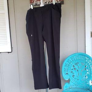 Eddie Bauer Polyester Convertible Pants